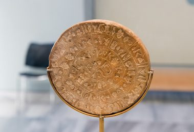 Phaistos disk jewelry meaning